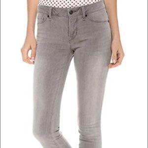 Gray Marc Jacob Skinny Jeans
